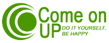 Come On Up logo