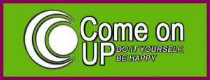 Come On Up housing logo